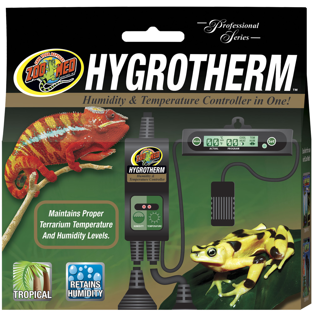 Zoo Med Hygrotherm Humidity & Temperature Controller