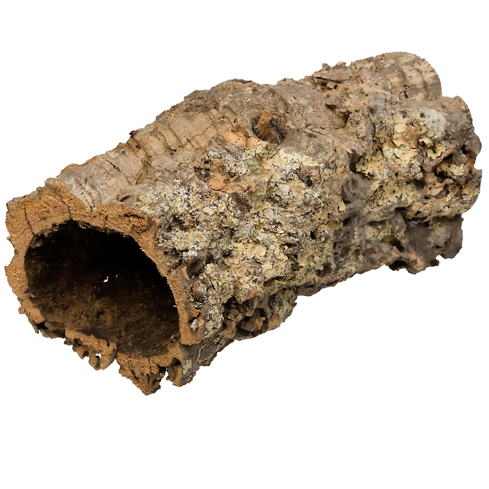 Zoo Med Natural Cork Rounds - 15 lb