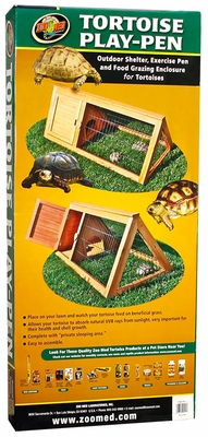 "Zoo Med Tortoise Play Pen (19""x16""x39"")"