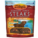 Zuke's Genuine Jerky Steaks - Beef & Carrot (7 oz)