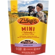 Zuke's Mini Naturals Healthy Moist Miniature Treats for Dogs - Wild Rabbit (6 oz)