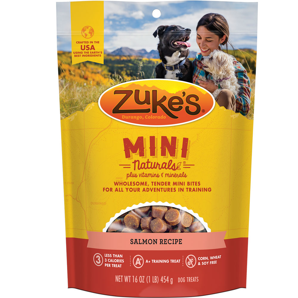 Zuke S Mini Naturals Dog Treats Lb