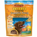 Zuke's Mini Naturals Pumpkin Patch Treats - Turkey & Pumpkin (6 oz)