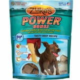 Zuke's Power Bones Natural Endurance Treats For Dogs - BEEF (6 oz)