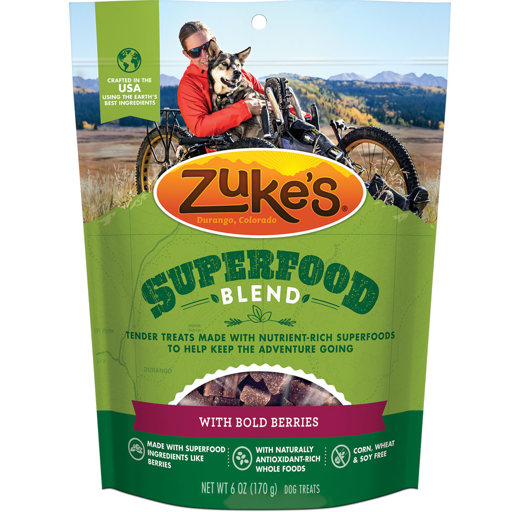 Zuke's Superfood Blend - Wild Bold Berry (6 oz)