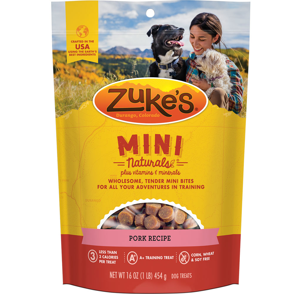 Zuke's Mini Naturals Roasted Pork (1 lb)