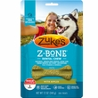 Zukes Z-Bones Edible Dental Chews Regular Clean Apple Crisp - 8 ct (12 oz)