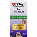Zymox Ear Solution without Hydrocortisone (1.25 oz)