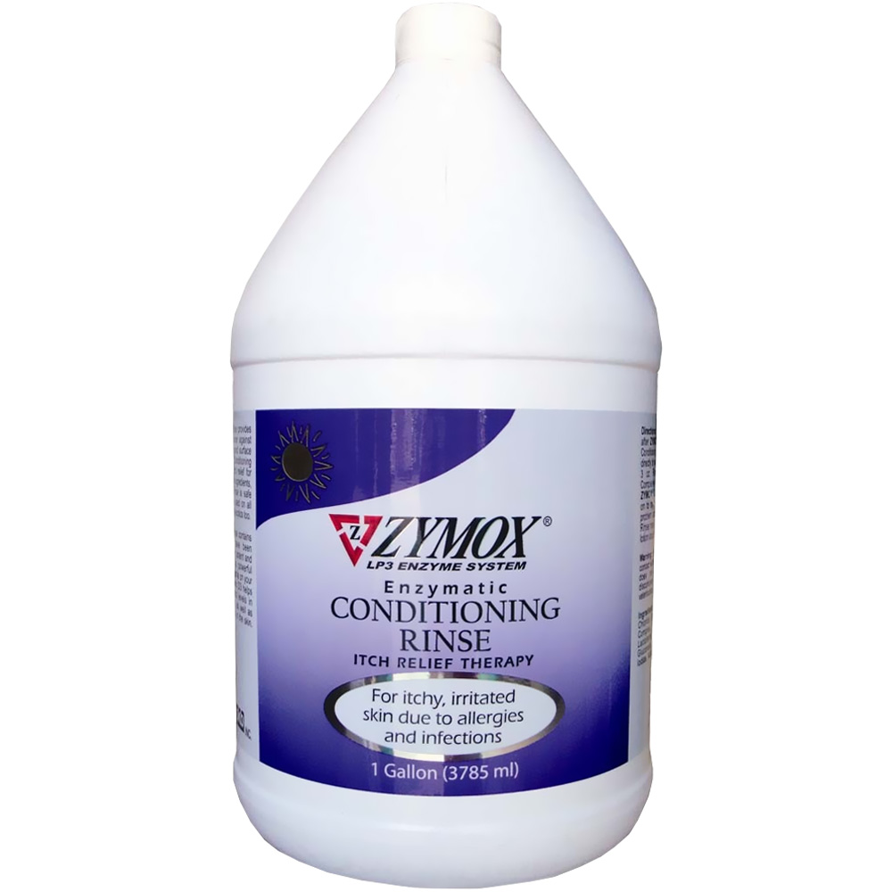 Zymox Enzymatic Conditioning Rinse with Vitamin D3 (Gallon)