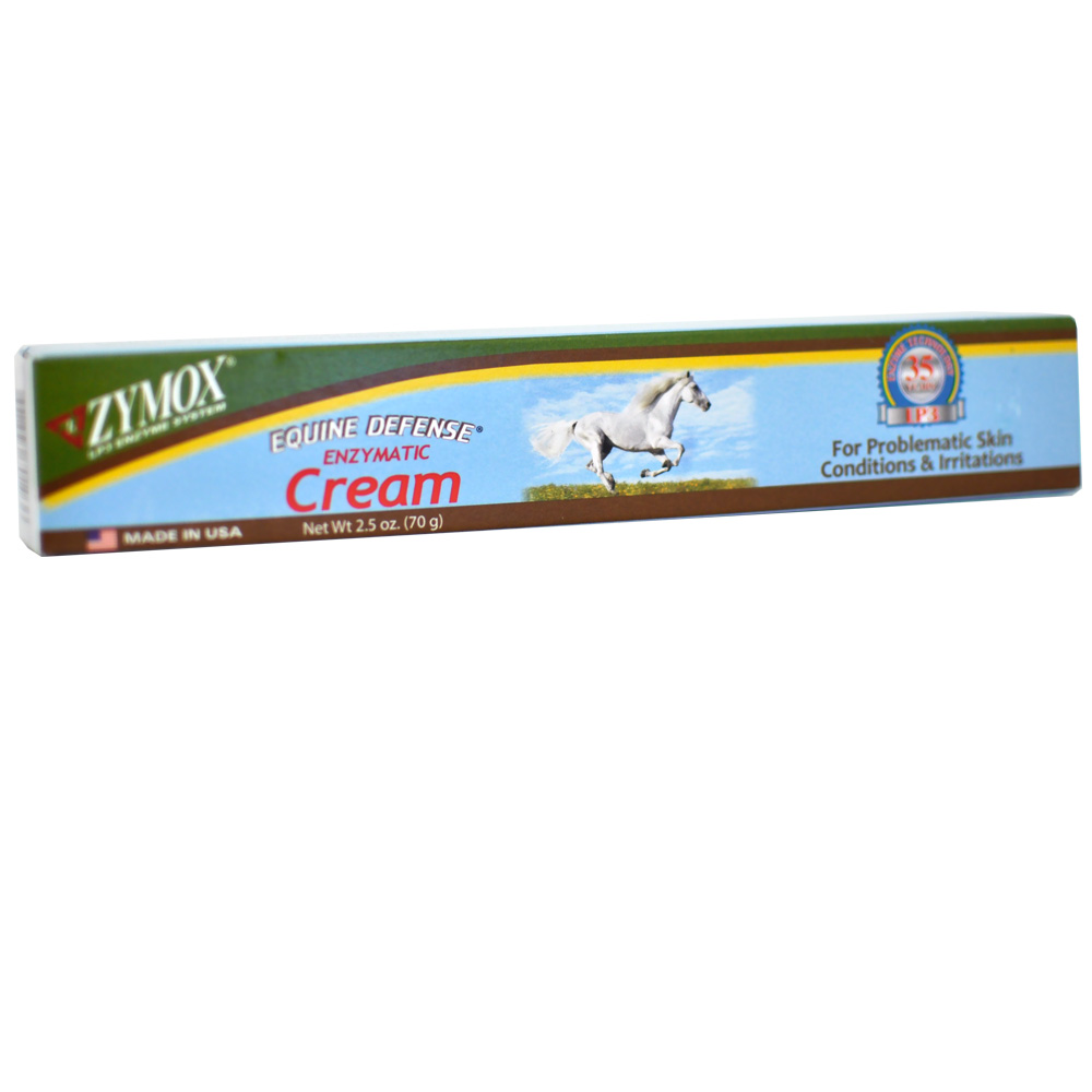 Zymox Equine Defense Enzymatic Cream (2.5 oz)