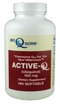 Active-Q Ubiquinol 100mg (180 Softgels) featuring Kaneka QH CoQ10