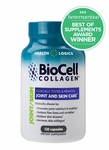 Health Logics BioCell Collagen for Joints and Skin Care - 120 capsules