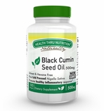 Black Cumin Seed Oil 500mg (100 Softgels)