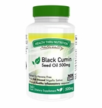 Black Cumin Seed Oil 500mg (360 Softgels)