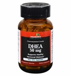 Futurebiotics DHEA 50mg 100% Vegetarian