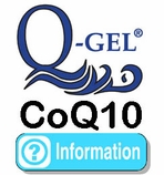 Has Q-Gel CoQ10 gone through chemical processing to make it hydrosoluble?