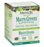 MacroLife Naturals Macro Greens Superfood