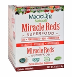MacroLife Naturals Miracle Reds Superfood