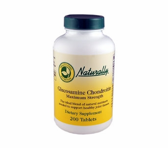 Maximum Strength Glucosamine & Chondroitin (2 month supply)
