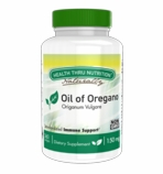 Oil of Oregano 150mg (360 Mini-Softgels) as Origanum Vulgare (NON GMO)