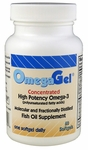 OmegaGel<br>Highly Purified Omega-3<br>60 Count