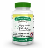 HP Omega 3 Premium Fish Oil as PureMax (60 Softgels)