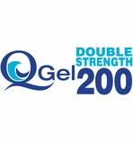 Q-Gel Double Strength 200mg: (60 and 180 Softgel Bottles)