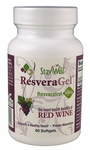 ResVida 100mg Double-Strength Resveratrol  (60 Softgels)
