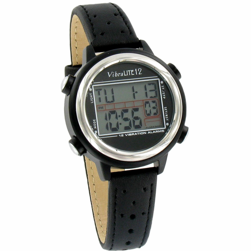 VibraLITE 12 Alarm Vibrating Watch