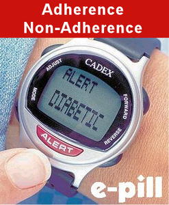 Adherence Test provided by Merck