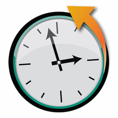 <center>Fall Back - Standard Time <br>Daylight Savings Instructions - Fall Back</br></center>