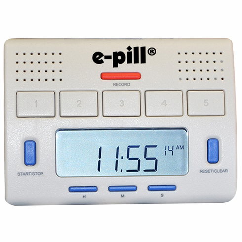 e-pill 5 Alarm Interval Timer
