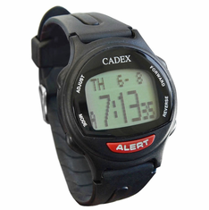Alarm watches alarms automatically repeat every day for Cadex watches