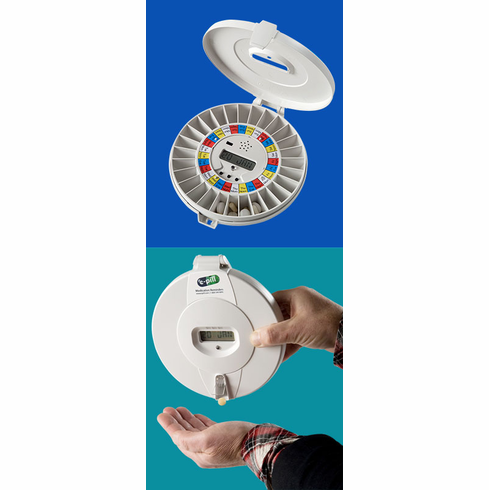 e-pill MedTime PLUS Automatic<br>Pill Dispenser