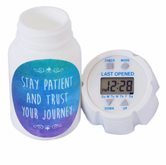 Pill Boxes And Timers Help Mom And Dad Remain Independent