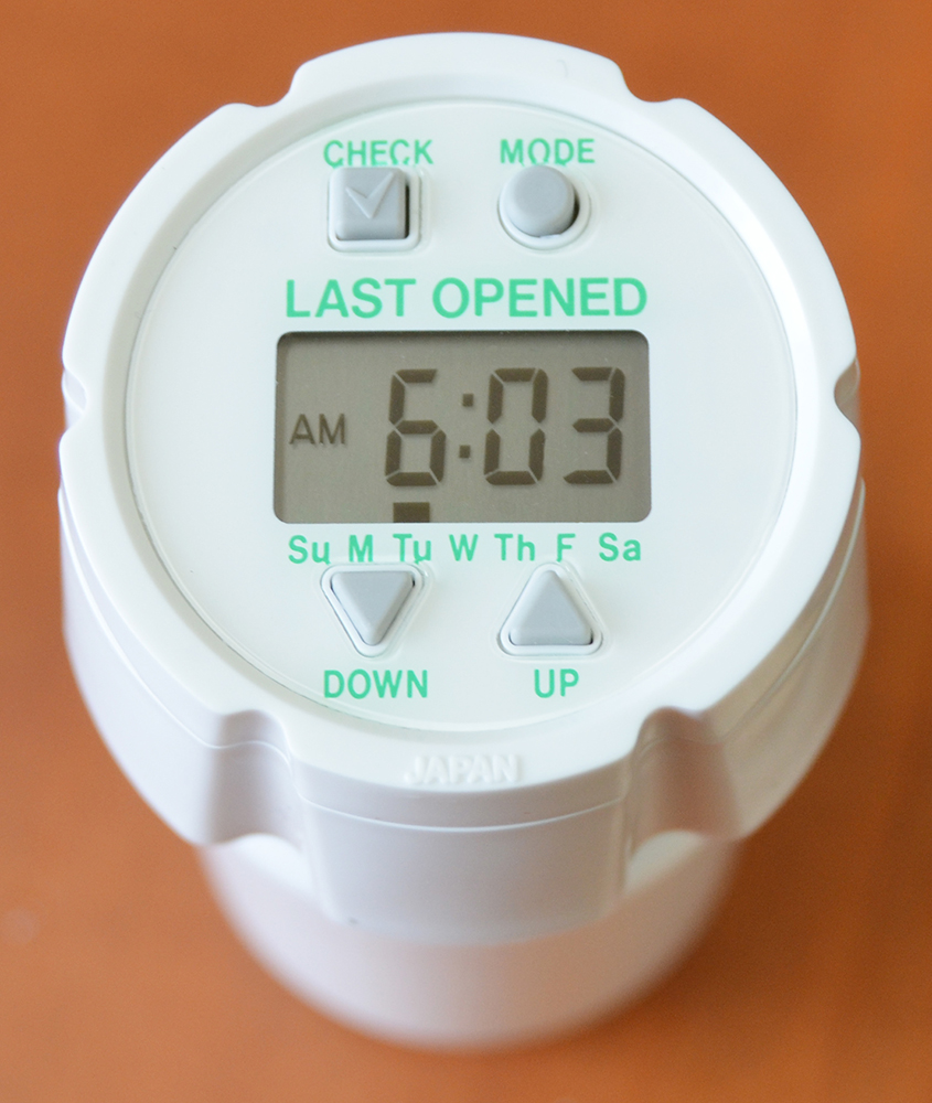 E Pill Multi Alarm Timecap Simple Timer One Medication How To Build A Regularly Repeating Interval