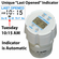e-pill | TimeCap Multi-Alarm | Pill Bottle Alarm with LAST OPEN Time Stamp