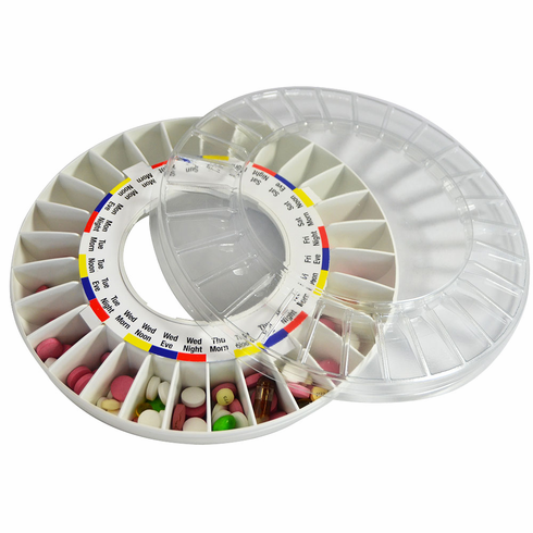 Med-Time XL Spare Tray with Cover