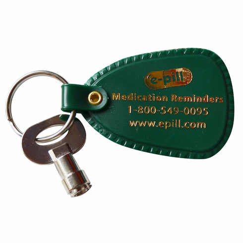 MedTime STATION/ MedTime SAFE <br> Spare Key