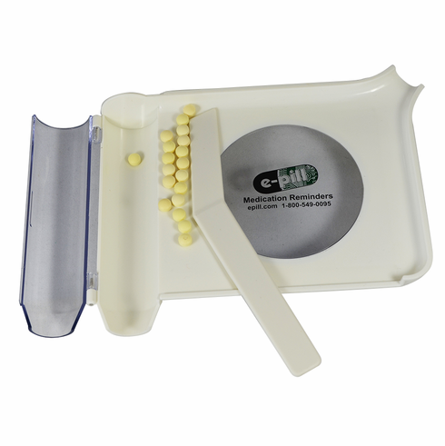 Pill Counter & Loader for Automatic Pill Dispenser
