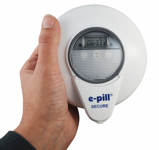 Press Release: Portable Pain Pill Dispenser for Work or School from e-pill Medication Reminders