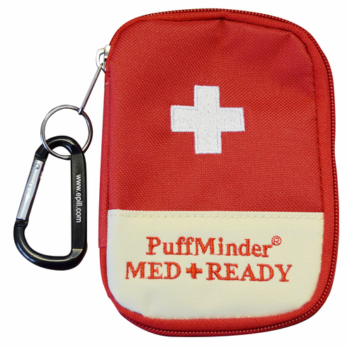 PuffMinder MEDREADY Inhaler Case