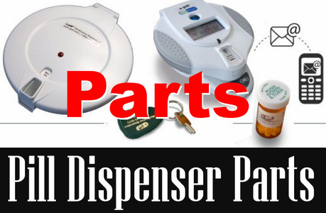 Replacement Parts / Spare Parts for Automatic Pill Dispensers