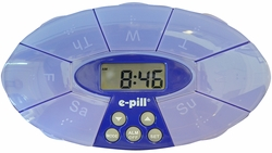 Weekly 4 Alarm Pillbox $24.95 FREE Shipping