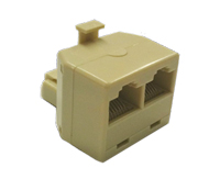 Eve/Net RJ45 T-Piece Adapter