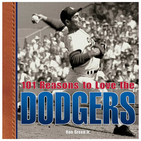 101 Reasons to Love the Dodgers<br>ONLY 3 LEFT!