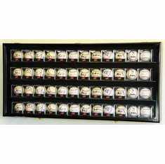 Baseball Display Case For Baseballs Bats Jerseys