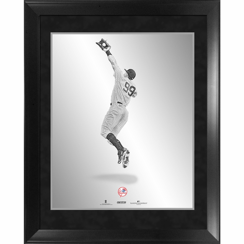 Aaron Judge New York Yankees Framed 16x20 Platinum Collection