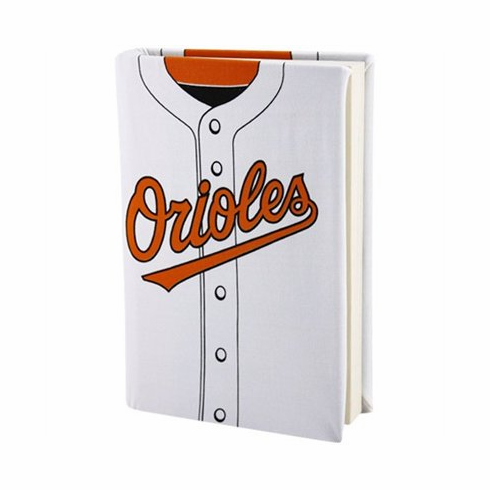 Baltimore Orioles Stretch Book Cover