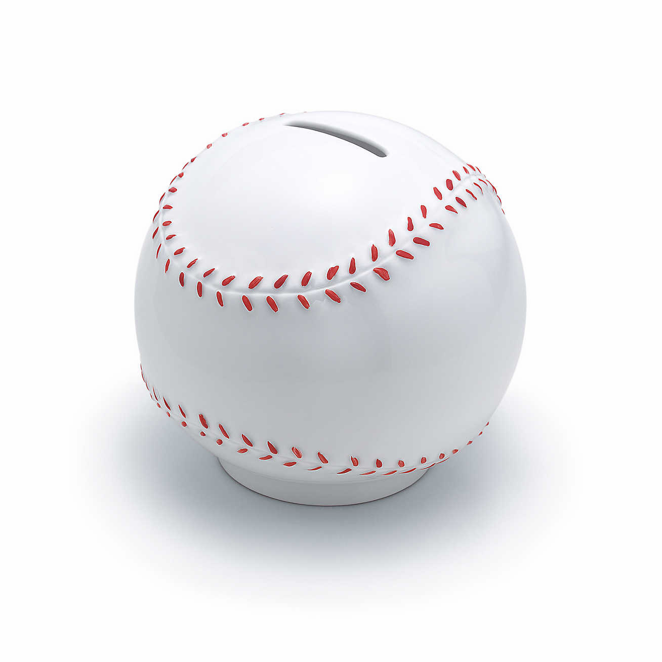 Baseball Baby Bank by Tiffany<br>ONLY 1 LEFT!